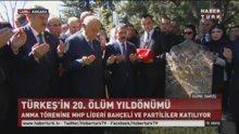 Alparslan Türkeş, vefatının 20. yılında anılıyor
