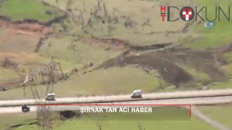 Gabar dağında patlama: 3 şehit