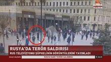 Rusya'da terör saldırısı