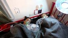 Esed kimyasal silahla saldırdı: 100'den fazla ölü