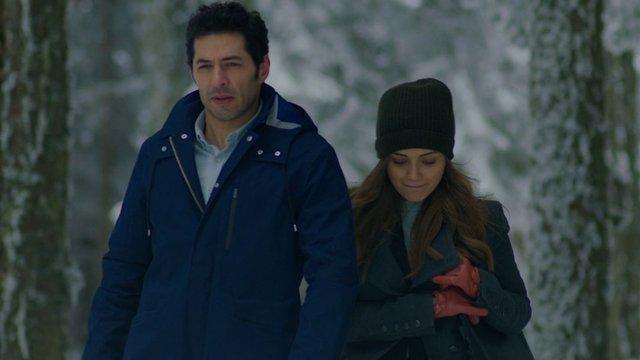 Kenan ve Zeynep Uludağ'da!
