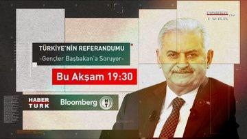 Bu Akşam 19.30'da Habertürk TV'de