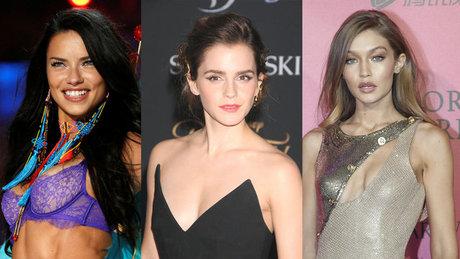 İşte dünyanın en güzel 30 kadını! Listede bir de Türk yıldız var!