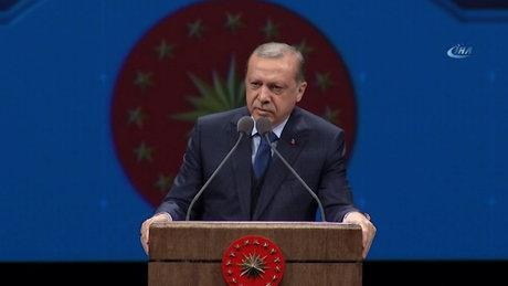 Erdoğan, muhtarlara seslendi