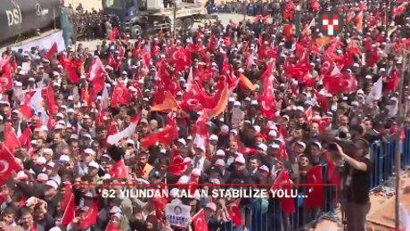 """Başbakan Yıldırım bir günde 4 şehirde!: """"Yeni sistemde paralel devletler çeteler olmayacak"""""""