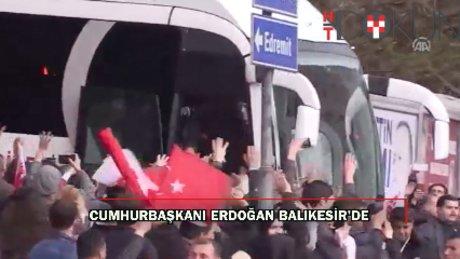 Erdoğan: 'Hayır diyenlere anlayış gösteririz'