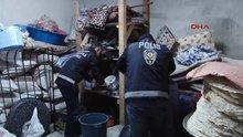 Gaziantep'te 200 polisle şafak operasyonu