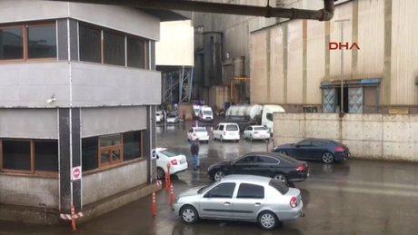 Osmaniye Organize Sanayi Bölgesi'ndeki fabrikada patlama