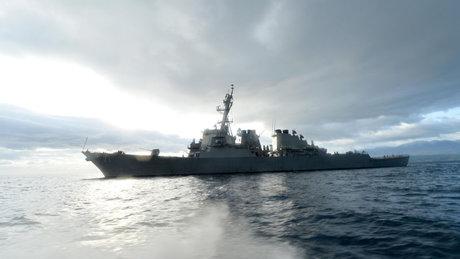 ABD Suriye'ye 50 Tomahawk füzesi fırlattı