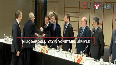 """Kılıçdaroğlu: """"Kimyasal silahların kullanılması insanlığa karşı bir suçtur''"""