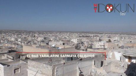 Depodaki 4 aylık esaretin ardından El Bab'da özgürlük