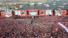 Erdoğan'ın sesinden 'Evet' klibi