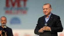 Cumhurbaşkanı Erdoğan Yenikapı mitinginde konuştu