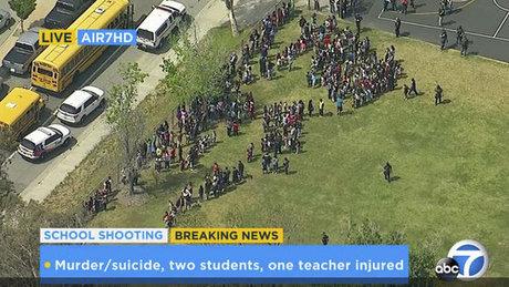ABD'de ilkokulda silahlı saldırı