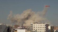 Diyarbakır'ın Bağlar ilçesinde şiddetli patlama