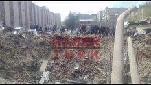 Diyarbakır Bağlar'da patlama sonrası olay yeri