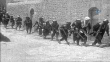 Şanlıurfa'nın düşman işgalinde çekilmiş ham görüntüleri ilk kez yayınlandı
