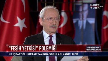 Türkiye'nin Referandumu - 10 Nisan 2017 (Kemal Kılıçdaroğlu)