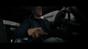 Hızlı ve Öfkeli 8 filminden yeni görüntüler