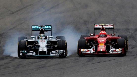 Formula 1 dönüyor
