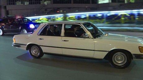 """Başbakan, """"Erzincanlılar Buluşması""""na klasik otomobille gitti"""