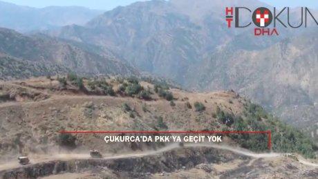 Hakkari'de 4 PKK'lı ölü ele geçirildi