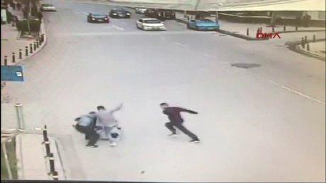 Hırsızlar apartmanın güvenlik görevlisini döverek öldürdü