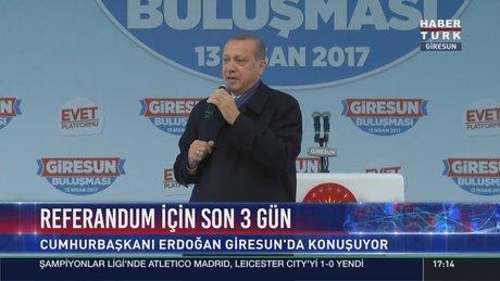 Erdoğan: Kaset ile geldi, CD ile gidecek