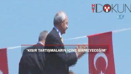 """Kılıçdaroğlu:""""Çatlasalarda patlasalarda…'"""
