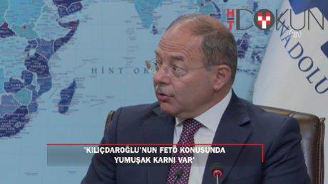 """Akdağ: """"Kılıçdaroğlu'nun FETÖ meselesinde bir yumuşak karnı var"""""""
