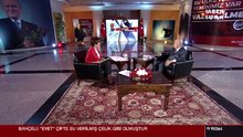 Devlet Bahçeli, Habertürk TV'de soruları yanıtladı