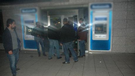 Adana'da banka soygunu girişimi