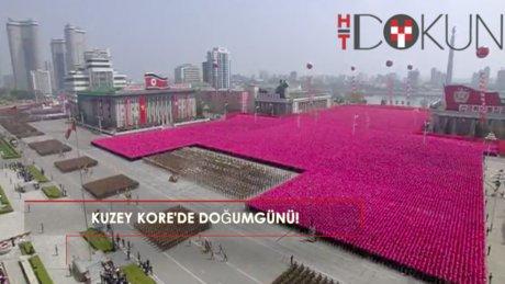 Kuzey Kore'de doğumgünü ve meydan okuma