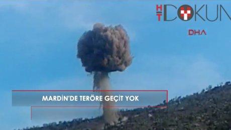 Mardin'de büyük operasyon: 6 PKK'lı etkisiz
