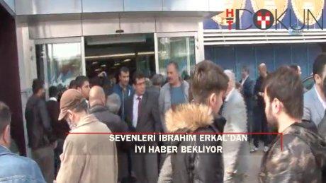 İbrahim Erkal'ın hayati tehlikesi devam ediyor
