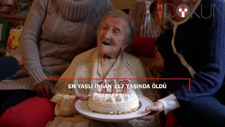 Dünyanın en yaşlı insanı Emma Morano 117 yaşında öldü.