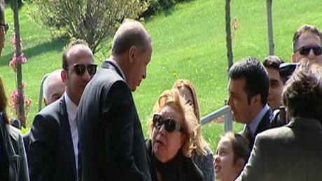 Erdoğan, Turgut Özal'ın anma törenine katıldı, Menderes'in kabrini ziyaret etti