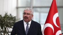 """MHP Genel Başkan Yardımcısı Semih Yalçın, """"Sonuca saygılıyız, neticeden memnunuz"""""""
