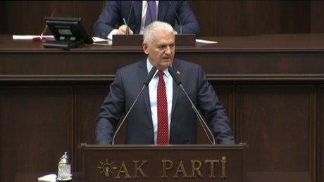 Başbakan Yıldırım: Kurucu genel başkanımızı partiye davet edeceğiz