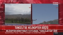 Güntay Şimşek Tunceli'deki helikopter kazasını değerlendirdi