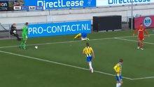 Holanda 2. Ligi'nde skandal kaleci hatası