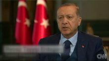 Cumhurbaşkanı Erdoğan'dan CNN İnternational'a açıklamalar