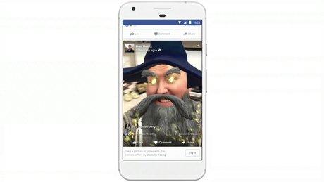 Facebook'tan sanal gerçeklik platformu: Facebook Spaces!