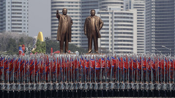 Kuzey Kore'den ilginç gözdağı