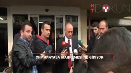 CHP AYM'ye gidiyor
