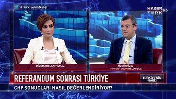 Türkiye'nin Nabzı - 20 Nisan 1.Bölüm (Özgür Özel)