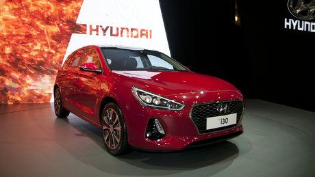Hyundai i30 İstanbul Autoshow 2017'de tanıtıldı