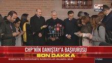 """Başbakan, CHP'ye """"Bunlar beyhude gayretlerdir."""""""