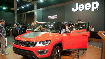 Jeep İstanbul Autoshow 2017'de