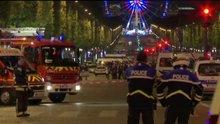 Fransa'da terör saldırısı: 1 polis ölü, 2 polis yaralı!